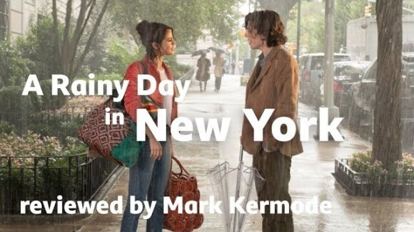 Kremode and Mayo - A rainy day in new york reviewed by mark kermode