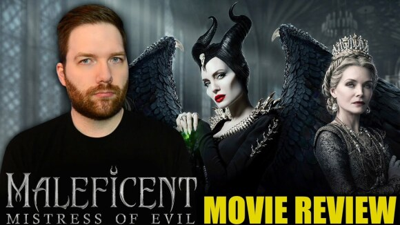 Chris Stuckmann - Maleficent: mistress of evil - movie review