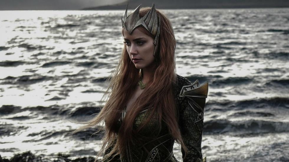 Bijna zag 'Aquaman'-heldin Queen Mera er bijzonder duister uit
