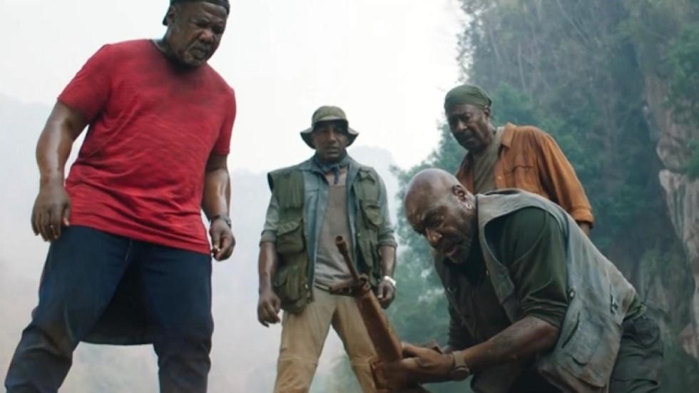 Nieuwe Netflix-film 'Da 5 Bloods' wordt supergoed ontvangen!