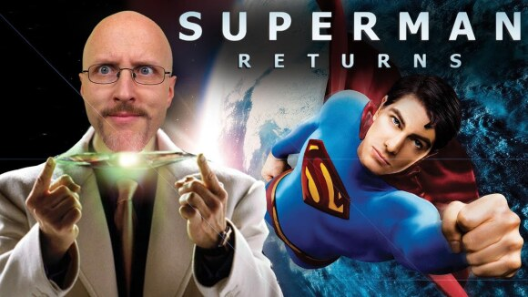 Channel Awesome - Superman returns - nostalgia critic