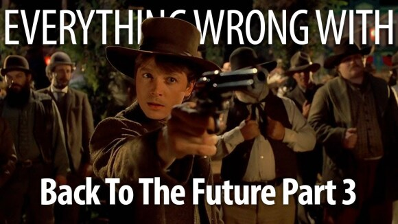CinemaSins - Everything wrong with back to the future part iii
