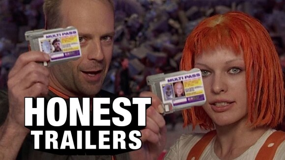 ScreenJunkies - Honest trailers | the fifth element