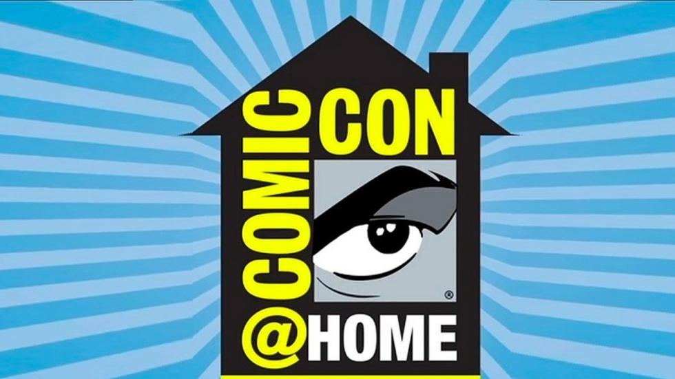 Nieuwe details over het gratis festival ComicCon@Home