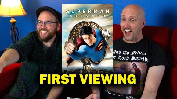 Channel Awesome - Superman returns - first viewing