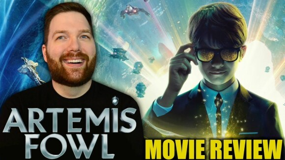 Chris Stuckmann - Artemis fowl - movie review