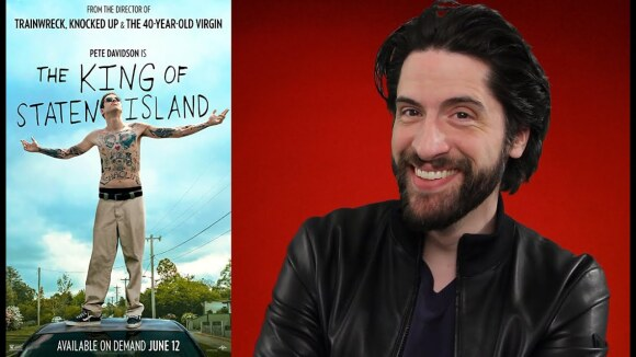 Jeremy Jahns - The king of staten island - movie review