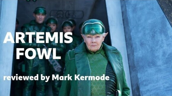 Kremode and Mayo - Artemis fowl reviewed by mark kermode
