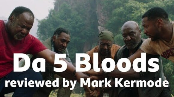 Kremode and Mayo - Da 5 bloods reviewed by mark kermode