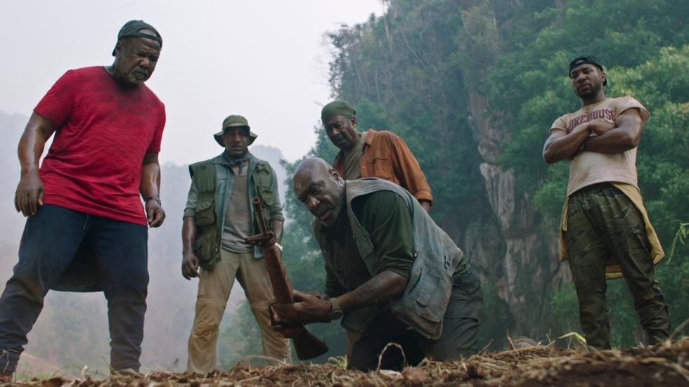 Niemand wilde de nieuwe hitfilm van Netflix 'Da 5 Bloods' hebben