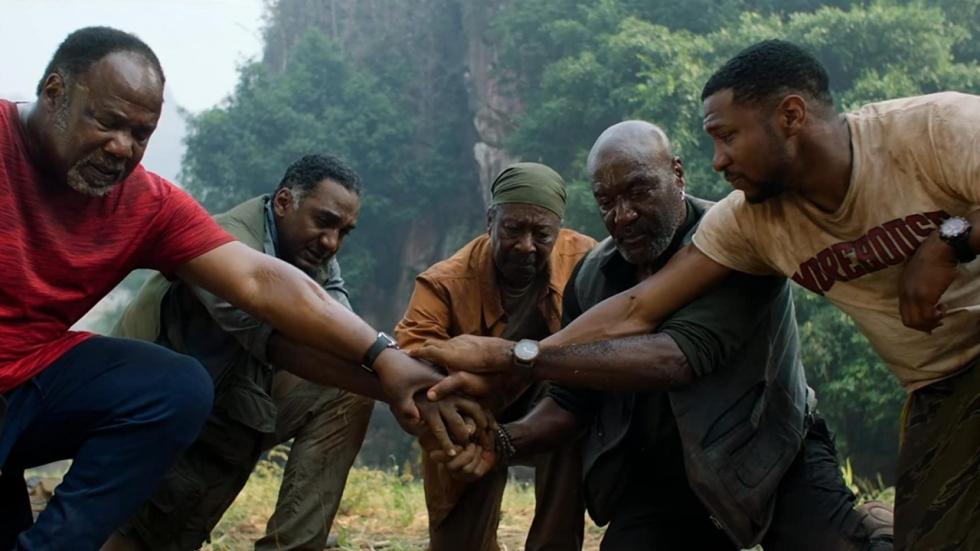 Spike Lee's 'Da 5 Bloods' had andere hoofdrolspelers op het oog