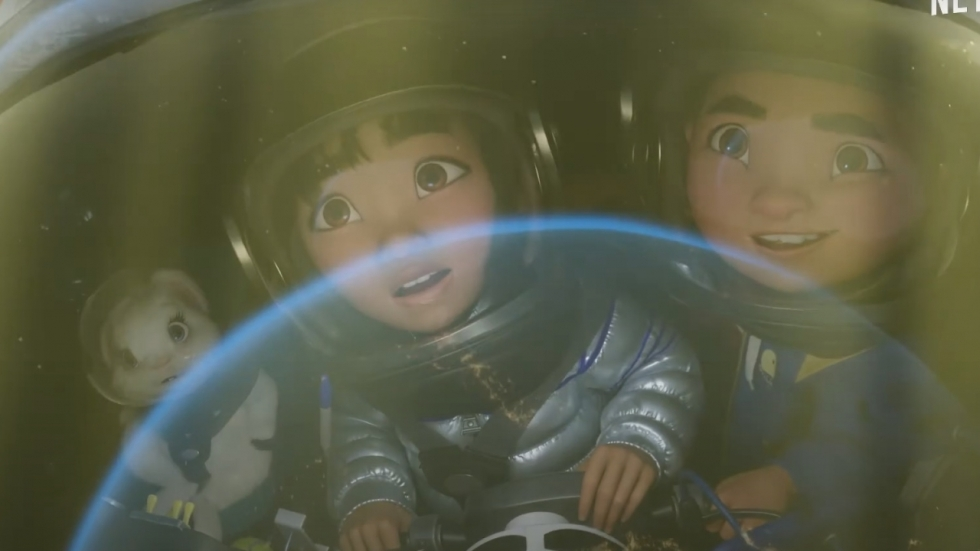 Netflix onthult prachtige trailer 'Over the Moon'!