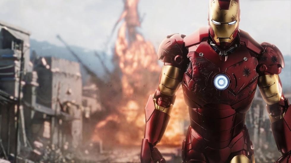 Nog een nieuw Iron Man-harnas onthuld