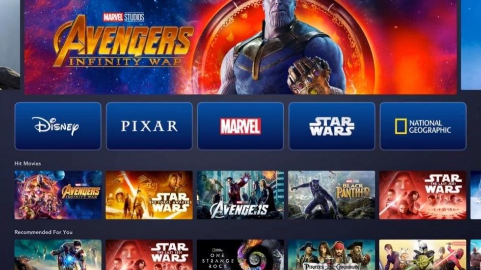 Disney+ voegt deze nieuwe films toe in juli