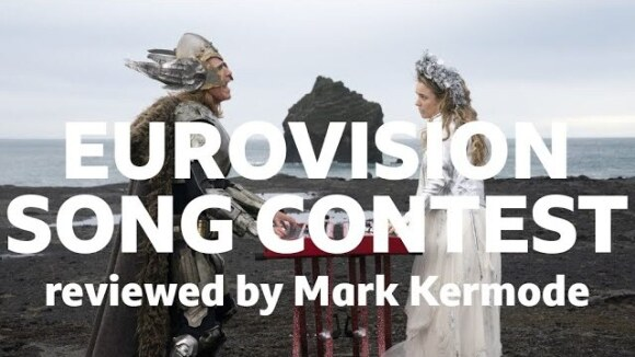 Kremode and Mayo - Eurovision song contest reviewed by mark kermode