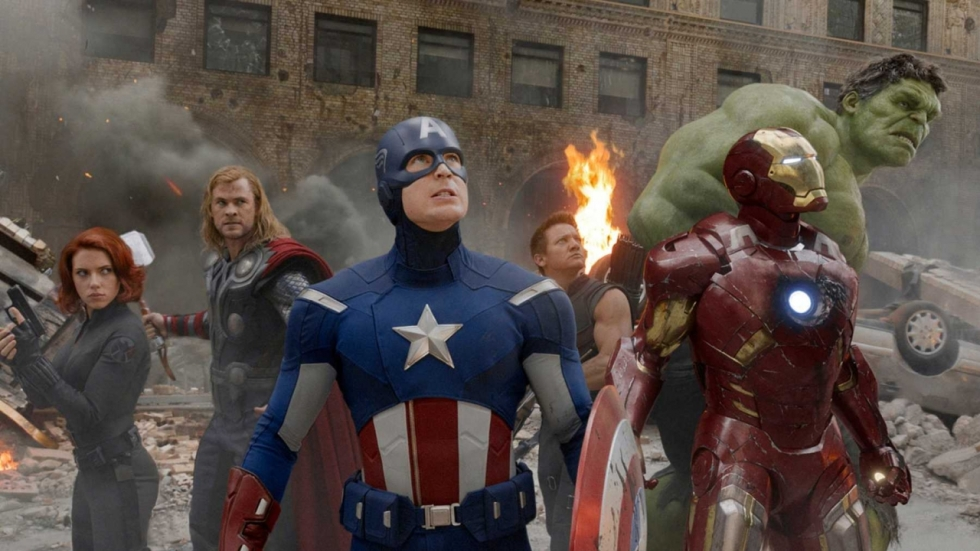 'The Avengers' verslagen aan Amerikaanse box office
