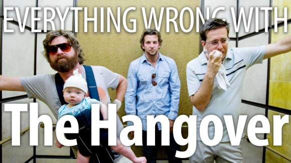 CinemaSins - Everything wrong with the hangover in 19 minutes or less