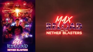 Max Reload and the Nether Blasters (2020) video/trailer
