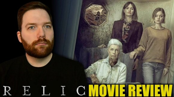 Chris Stuckmann - Relic - movie review