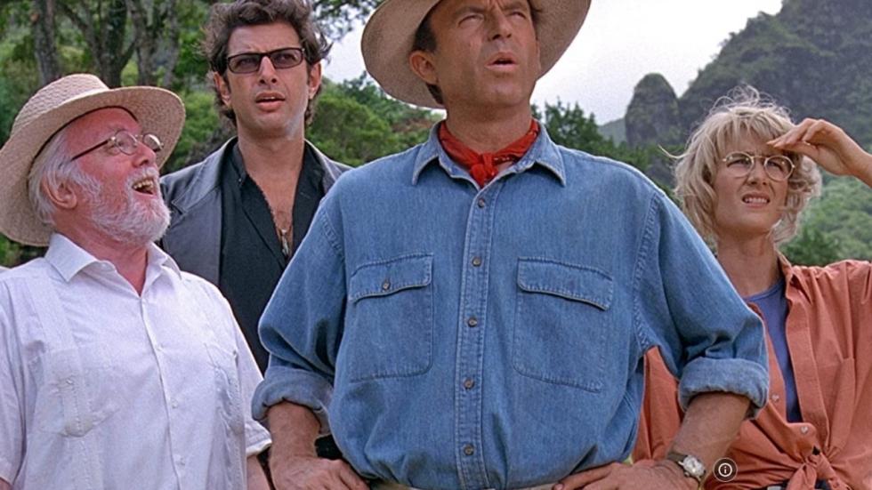 Sam Neill, Laura Dern en Jeff Goldblum zitten van begin tot eind in 'Jurassic World 3'