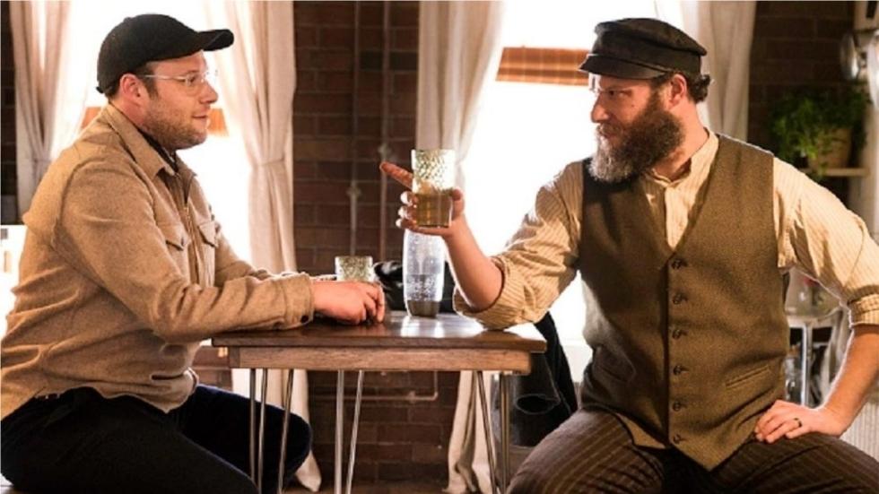 Seth Rogen in dubbelrol in trailer 'An American Pickle'