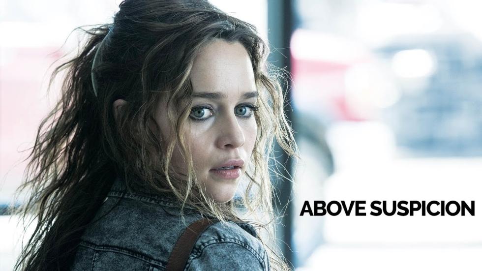 Emilia Clarke (Game of Thrones) als dubieuze FBI-informant in trailer 'Above Suspicion'