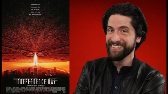 Jeremy Jahns - Independence day - movie review