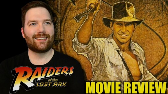 Chris Stuckmann - Raiders of the lost ark - movie review