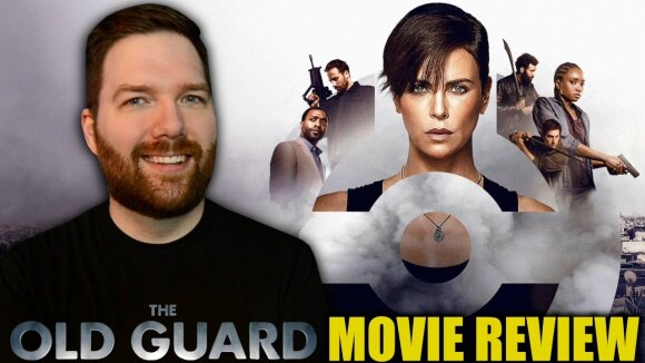 Chris Stuckmann - The old guard - movie review
