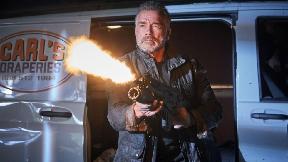 """Leuke 'Terminator: Dark Fate' easter egg ontdekt: """"I'll call back"""""""