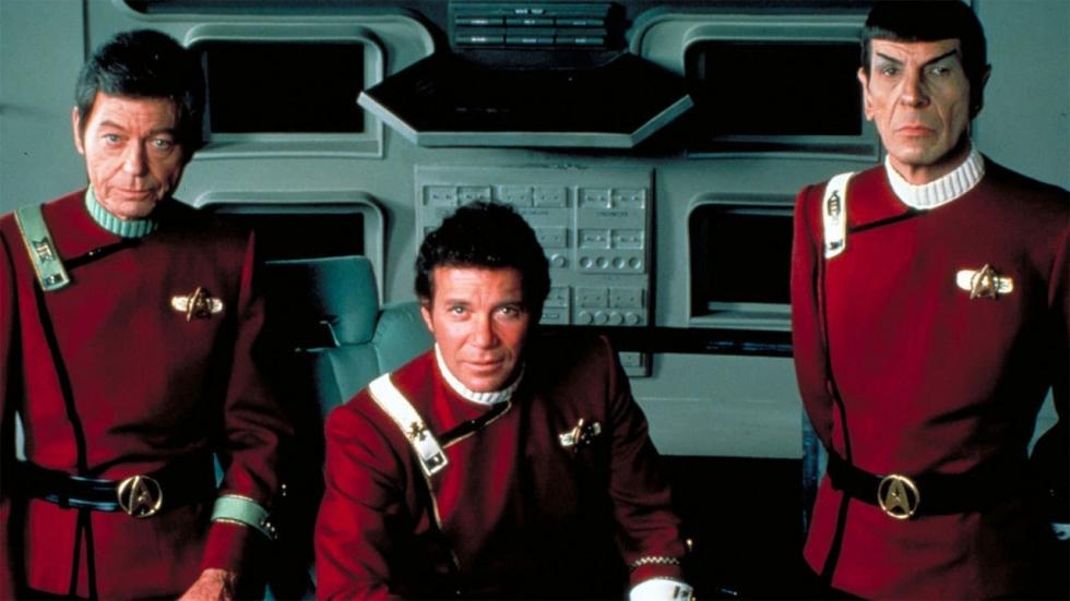 'Star Trek' gered door maker 'The Wrath of Khan'?