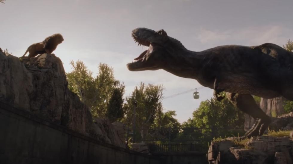 'Jurassic World: Dominion' zal mensen laten gillen