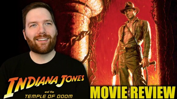 Chris Stuckmann - Indiana jones and the temple of doom - movie review