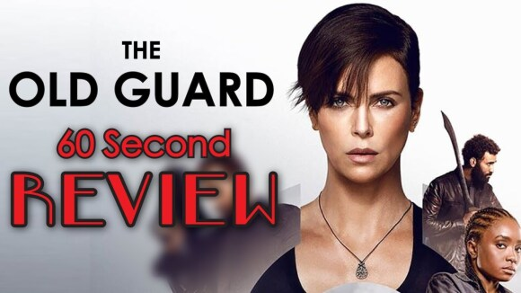 CinemaWins - The old guard 60 second review (no spoilers) | cinemawins