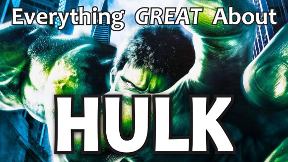CinemaWins - Everything great about hulk!