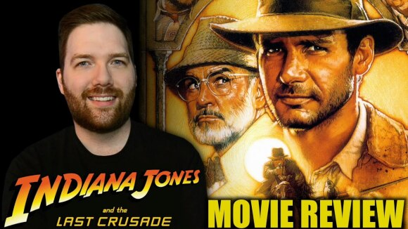 Chris Stuckmann - Indiana jones and the last crusade - movie review