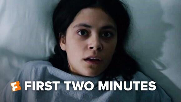 The New Mutants eerst 2 minuten