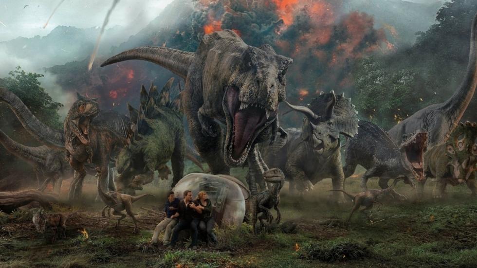 'Jurassic World: Dominion' brengt een grootschalig, episch en wereldwijd verhaal