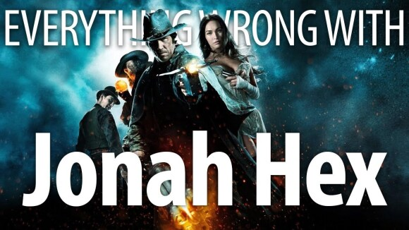 CinemaSins - Everything wrong with jonah hex in 13 minutes or less