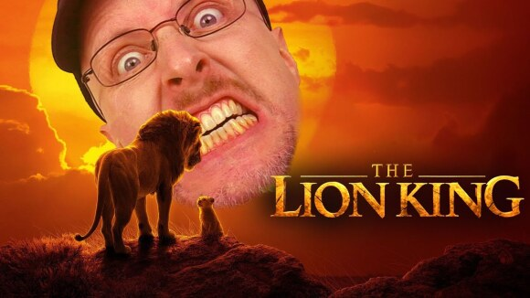Channel Awesome - The lion king (2019) - nostalgia critic