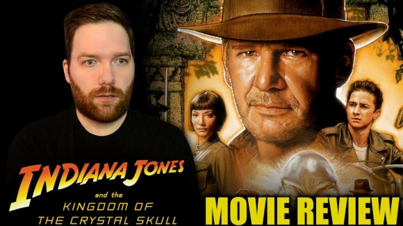 Chris Stuckmann - Indiana jones and the kingdom of the crystal skull - movie review