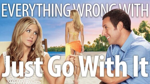 CinemaSins - Everything wrong with just go with it in 18 minutes or less