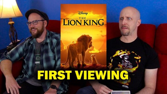 Channel Awesome - The lion king (2019) - first viewing