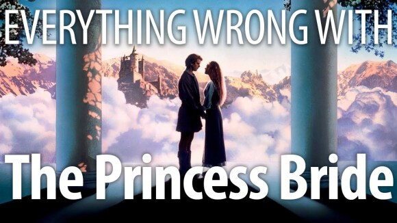 CinemaSins - Everything wrong with the princess bride in inconceivable minutes or less
