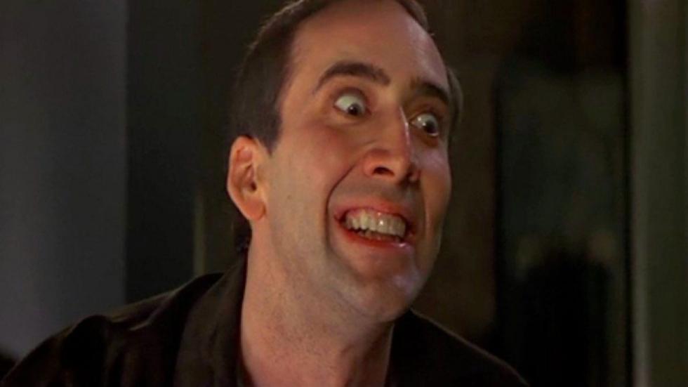 Nicolas Cage speelde bijna mee in hit-comedy 'Wedding Crashers'