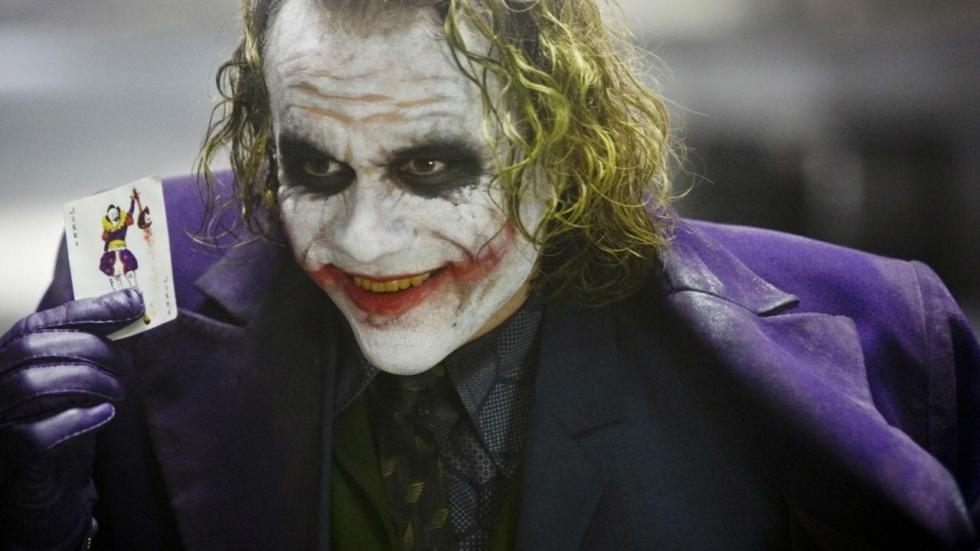 Eigenlijk moet Joker van Heath Ledger in 'The Dark Knight' een oorsprongsverhaal krijgen