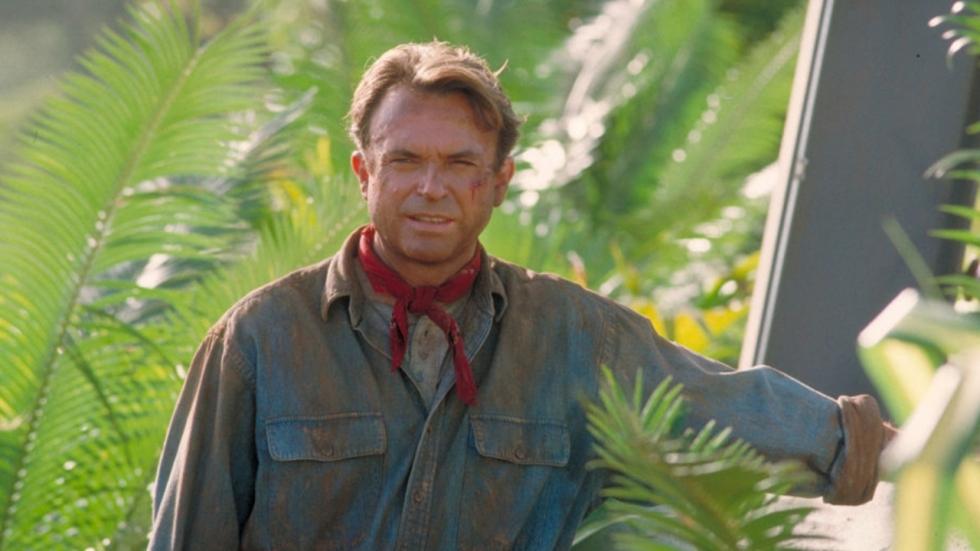 Sam Neill maakt zich klaar voor gevecht in 'Jurassic World 3'