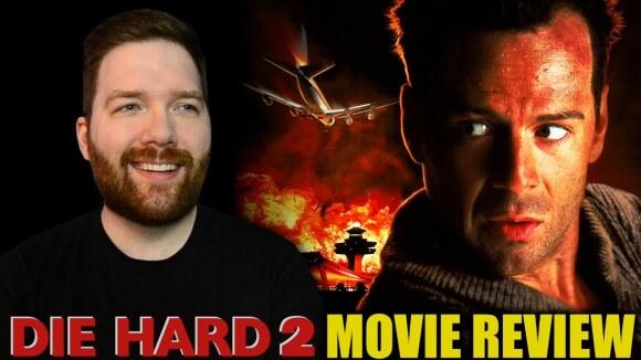 Chris Stuckmann - Die hard 2 - movie review