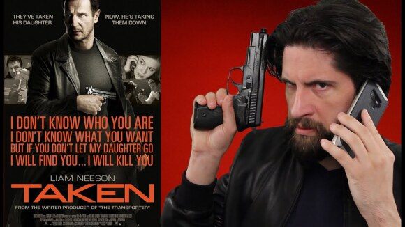 Jeremy Jahns - Taken - movie review
