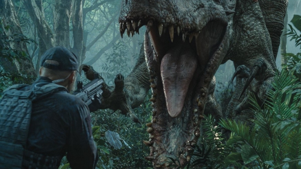 'Jurassic World: Dominion' reist naar bekende plek